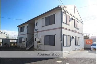 霞ヶ関 徒歩10分 2階 3DK 賃貸アパート