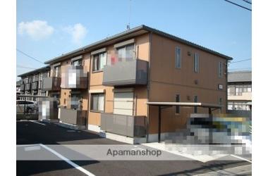 エレガンスF 1階 1LDK 賃貸アパート