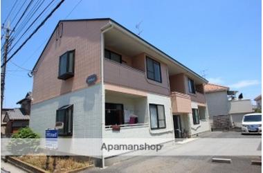 アドザックスK 2階 2LDK 賃貸アパート