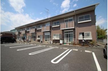 ハイツカミフジ 1階 2DK 賃貸アパート