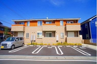 スカイヒルフィオーレ 1階 1LDK 賃貸アパート