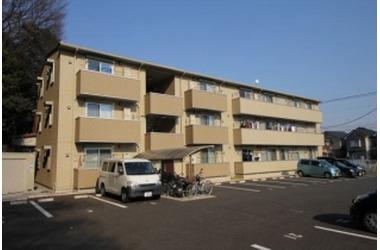 狭山市 バス12分 停歩4分 1階 2LDK 賃貸アパート