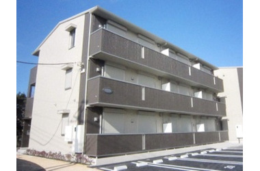 グラウクス D 2階 1LDK 賃貸アパート