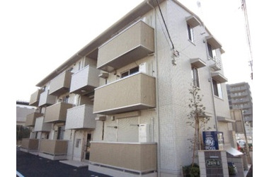 ZEN Ⅱ 1階 1LDK 賃貸アパート