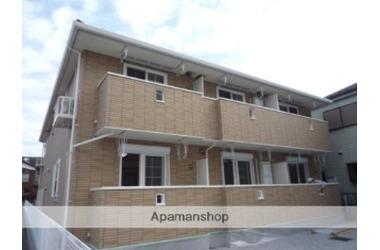 フローラルコートA1階1DK 賃貸アパート