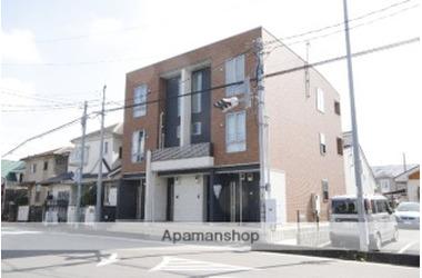 アンソレイエ・Ⅰ 3階 1LDK 賃貸アパート