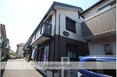 フラット細田 2階 2LDK 賃貸アパート