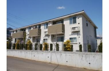 ヒル・コンセールB 2階 2LDK 賃貸アパート