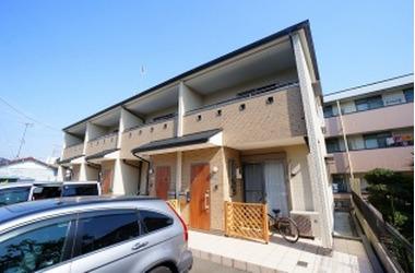 クイール 1階 2LDK 賃貸アパート