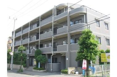 クリスタルアイム 4階 2LDK 賃貸マンション