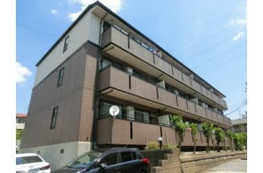都賀 徒歩8分 3階 3DK 賃貸アパート