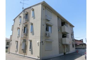 都賀 バス10分 停歩8分 2階 2LDK 賃貸アパート