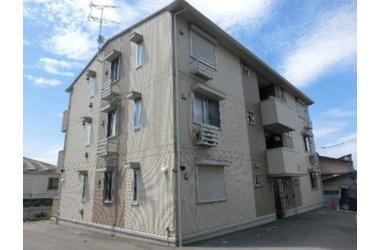 エスポワール 3階 2LDK 賃貸アパート