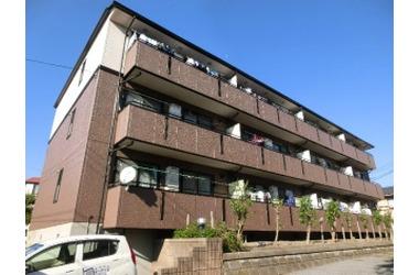 フェニックス B 3階 3DK 賃貸アパート