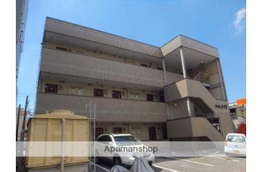 ハイムシイナ 3階 2DK 賃貸マンション