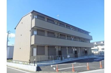 八幡宿 徒歩19分 3階 2LDK 賃貸アパート