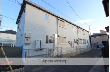 京成八幡 徒歩8分 1階 1LDK 賃貸アパート