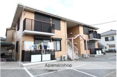メゾンプレミールB 1階 2LDK 賃貸アパート