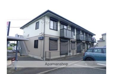 サニーコートKⅢ 1階 2DK 賃貸アパート