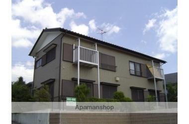 百合ヶ丘ハイツ 2階 2DK 賃貸アパート