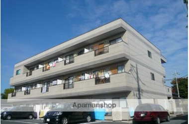 サニーヒルタカハシ 3階 2DK 賃貸マンション