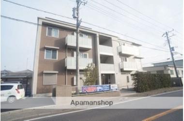永田 徒歩19分 2階 2LDK 賃貸マンション