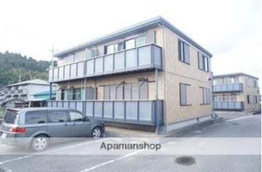 本納 徒歩7分 1階 2DK 賃貸アパート