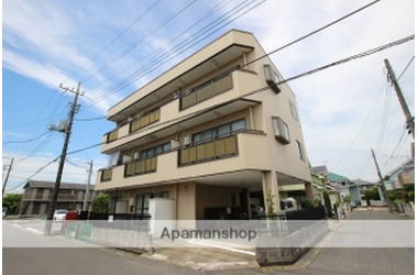 成東 徒歩18分 3階 2DK 賃貸マンション