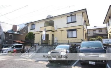 グランメールA棟 1階 2LDK 賃貸アパート