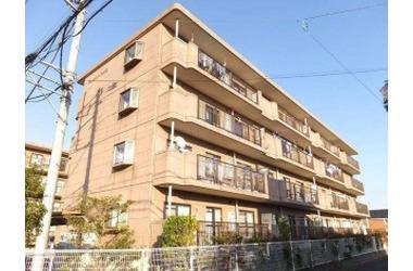 クレセントフジ B 3階 3DK 賃貸マンション