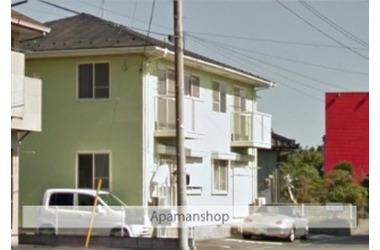 グリーンハイツオサキ 1階 2DK 賃貸アパート