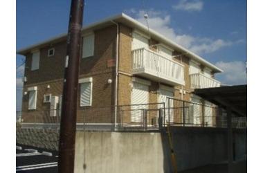 リビングタウンほたる野 B 1階 2LDK 賃貸アパート