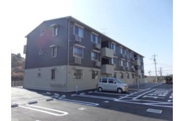 ベイサイドテラス ANNEX B 3階 2LDK 賃貸アパート