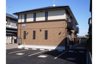 ソレイユ 2階 2LDK 賃貸アパート