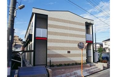 レオパレスエクセル元山Ⅰ 2階 1K 賃貸アパート