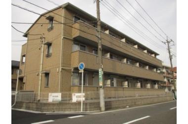 松戸新田 徒歩10分 2階 1LDK 賃貸アパート