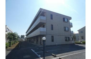 ローズ・ウッド 3階 3DK 賃貸マンション