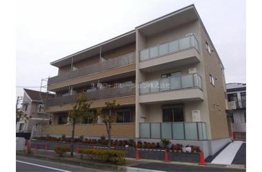 ジヴェルニー 1階 1DK 賃貸アパート