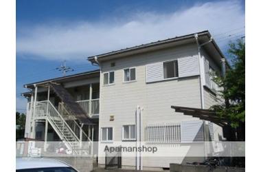 第2ベルハイツ 1階 2DK 賃貸アパート