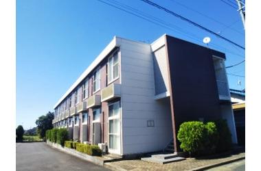 レオパレスevergreen 2階 1K 賃貸アパート