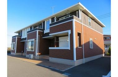 グランテージ小見川WEST 2階 2LDK 賃貸アパート