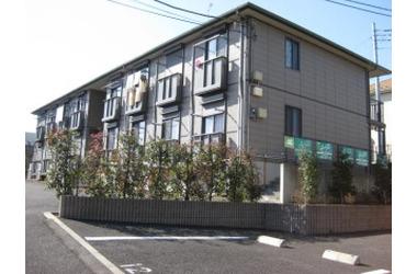リバーバード 2階 1K 賃貸アパート