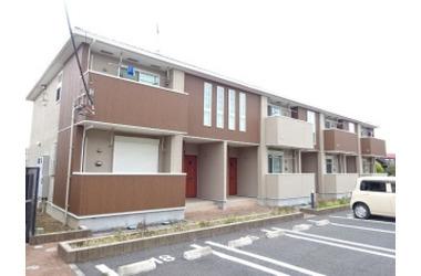 ソレアードコヤマⅡ 2階 2LDK 賃貸アパート