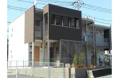 クレイノペルレシュロス Ⅸ 2階 1K 賃貸アパート