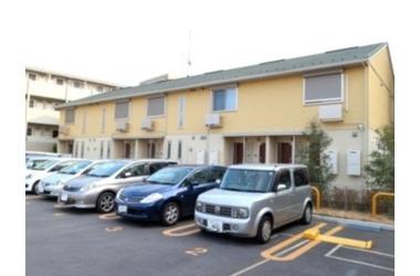 ホワイト・サラ 1階 2LDK 賃貸アパート