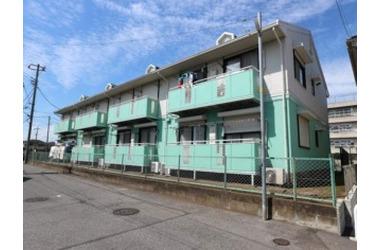 パールハイツ海老原 28 1階 3DK 賃貸アパート