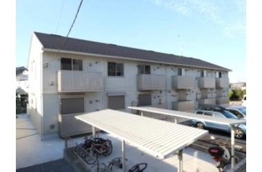 ヴァイスハウス 1階 2LDK 賃貸アパート