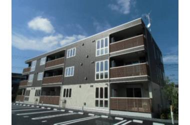 リシェス Ⅰ 3階 2LDK 賃貸アパート