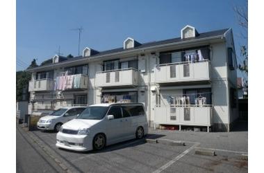 セジュールYK Ⅱ 1階 2DK 賃貸アパート