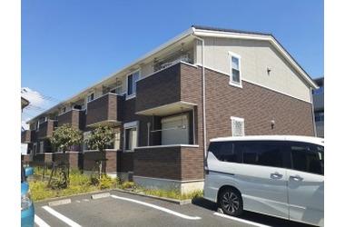 エピナールⅢ 2階 2LDK 賃貸アパート